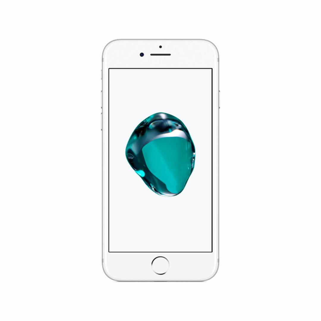 Apple iPhone 7 Silver Eindhoven Voor