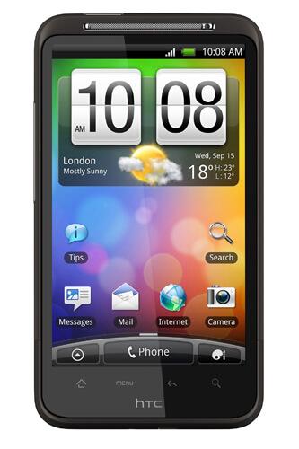 HTC Desire HD Reparatie Eindhoven