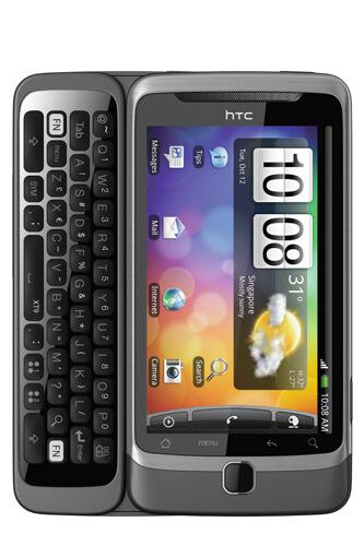 HTC Desire Z Reparatie Eindhoven