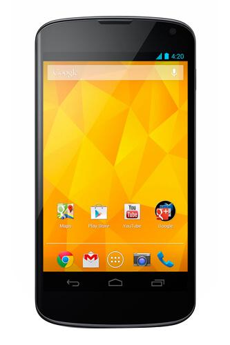 LG Nexus 4 E960 Reparatie Eindhoven