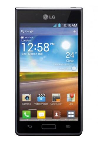 LG P700 Optimus L7 - L7 II