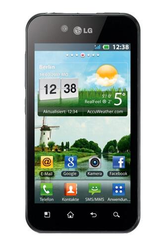 LG P970 Optimus