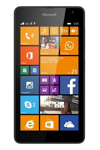 Nokia Lumia 535 Reparatie Eindhoven