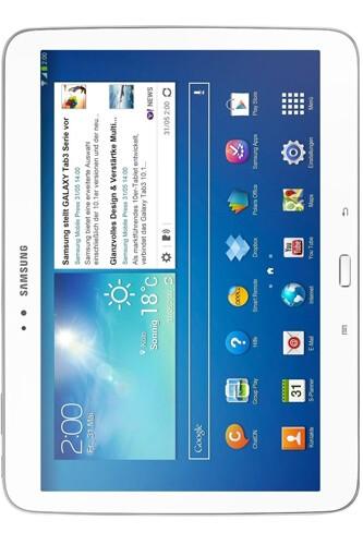 Samsung Tab P5200 Reparatie Eindhoven
